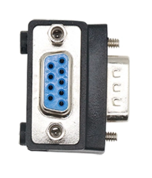 A06 Adapter kątowy Db9